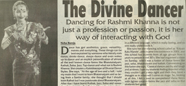 The Divine Dancer