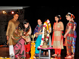 Bharatnatyam Agangetram February 2015
