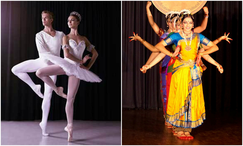 Indian Classical and Western Dance