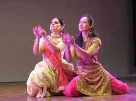 Transcend – A dancer's Odyssey