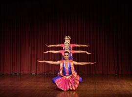 Annual Presentation of Bharatnatyam